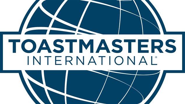 Le logo de Toastmasters