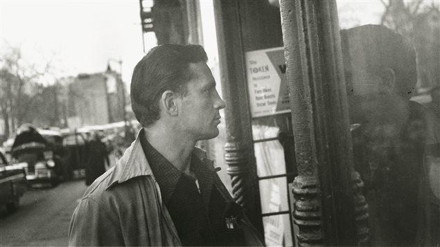 Jack Kerouac à Manhattan en 1953
