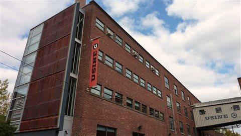 L'Usine C à Montréal