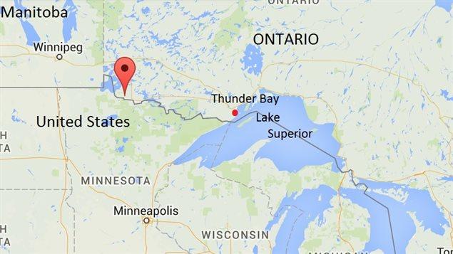 Le site archéologique Cummins à Thunder Bay est une preuve que les humains ont utilisé la rive nord du lac Supérieur actuel