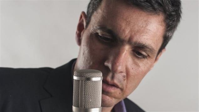 Arnaud Granoux, en concert au Coup de coeur francophone.