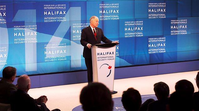 Forum sur la sécurité internationale d'Halifax