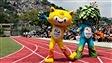 Le visage des mascottes de Rio 2016, en attendant leur nom