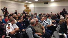 Au total, 120 personnes assistent à la quatrième journée d'audiences de l'enquête publique sur la tragédie de L'Isle-Verte.