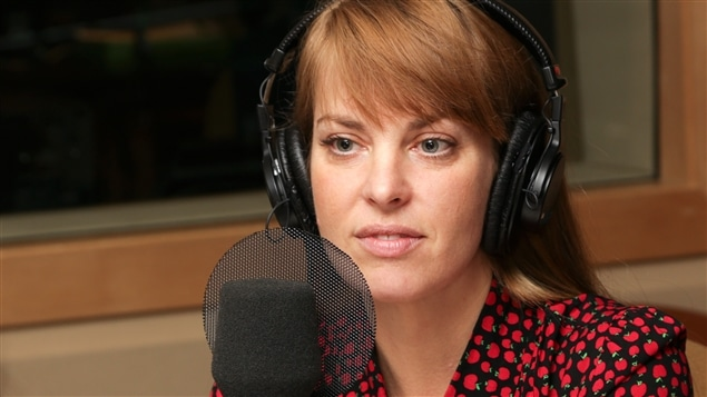 L'auteure Marie-Chantale Gariépy