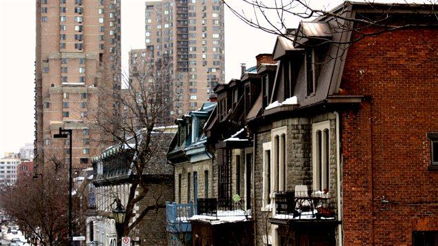 Des maisons de Milton Parc