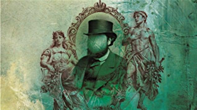La pochette du nouvel album d'Eric Dubeau.