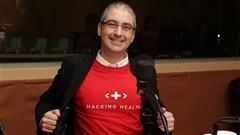 Luc Sirois, directeur exécutif de Hacking Health