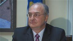 Le chef de l'opposition à l'Hôtel de Ville, Paul Shoiry
