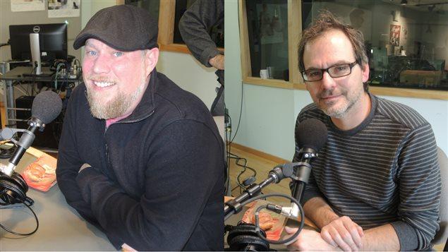 Chris Harrigan et Paul Bossé