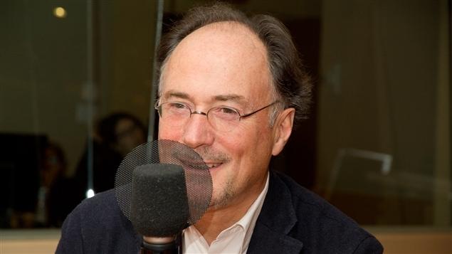 Le psychothérapeute, auteur et conférencier Thomas D'Ansembourg