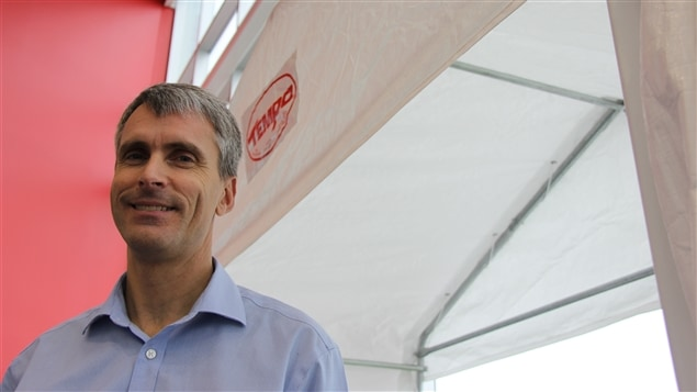 Ghislain Perron