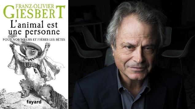 Franz-Olivier Giesbert, auteur du livre <i>L'animal est une personne</i>