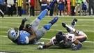 Calvin Johnson enterre les Bears