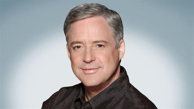 Charles Tisseyre, animateur de l'émission « Découverte »
