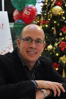 Christian Belisle, président du Noël du Pauvre