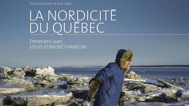 Une partie de la couverture du livre <i>La nordicité du Québec</i>