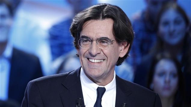 Le philosophe français Luc Ferry, en 2011