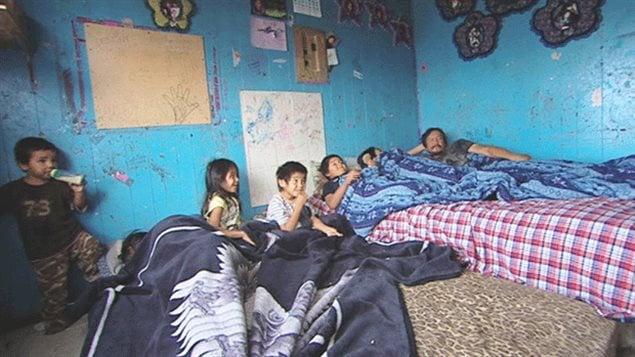 La pauvret� infantile touche un enfant sur deux au sein des r�serves am�rindiennes
