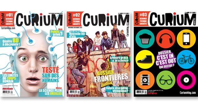 Concours de magazines pour adolescents