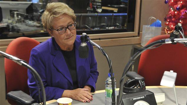 L'ex-première ministre péquiste, Pauline Marois