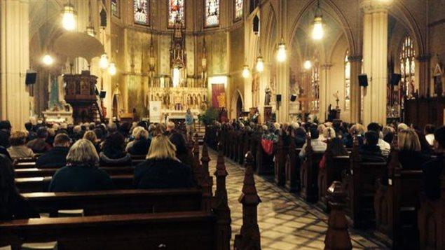 Église Ste-Anne à Détroit