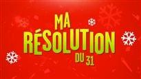 Prendrez-vous une résolution?