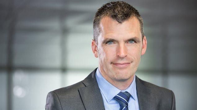 Benoît De Villiers, président-directeur général de Recy-Québec