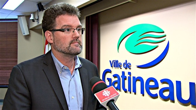 Le maire de Gatineau, Maxime Pedneaud-Jobin