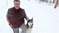 Un husky retrouvé après six mois de cavale