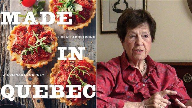Julian Armstrong Et Son Portrait De La Cuisine Quebecoise Bien
