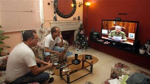 Rapprochement historique entre Cuba et les États-Unis