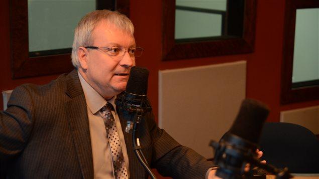 Luc Blanchette, député libéral de Rouyn-Noranda-Témiscamingue