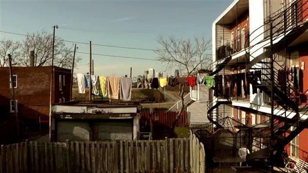 Scène tirée du documentaire « D'où je viens » de Claude Demers.