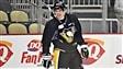 Crosby de retour à l'entraînement