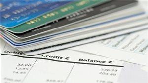 Les Canadiens de plus en plus endettés