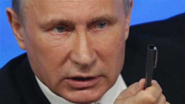 Le président russe Vladimir Poutine a affirmé en Russie ces derniers jours que l'économie russe se portait bien malgré les sanctions reliées à la crise ukrainienne.