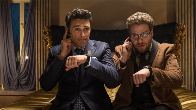 Le film The interview