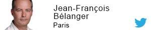 Twitter Jean-François Bélanger