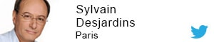 Twitter Sylvain Desjardins