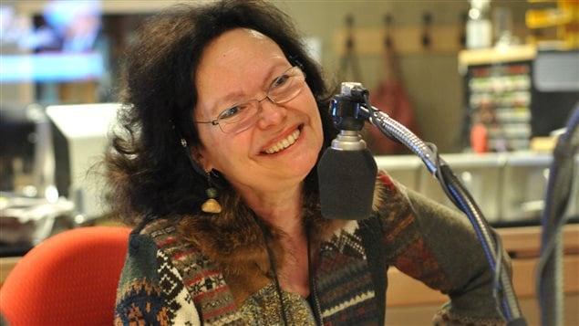 Manon Barbeau inaugure notre série des Fêtes « Ils changeront Montréal en 2015»