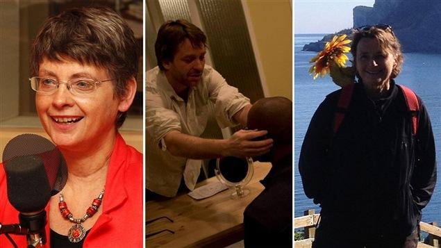 Dre Geneviève Dechêne, Philippe Rochette et Claudine Roy