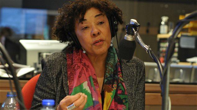 Marjorie Villefranche, directrice de la Maison d'Haïti, l'une des femmes qui changera Montréal en 2015