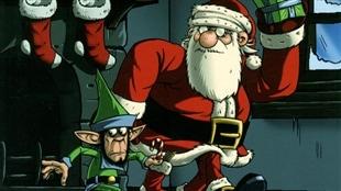 Noël c'est pas un cadeau