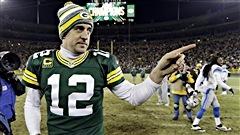 Les Packers évitent le 1er tour éliminatoire