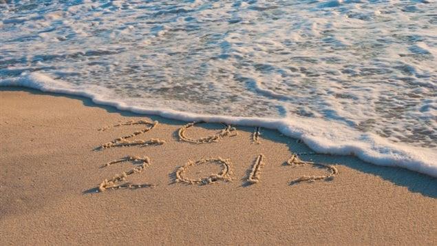 La nouvelle année est souvent l'occasion de prendre des résolutions.