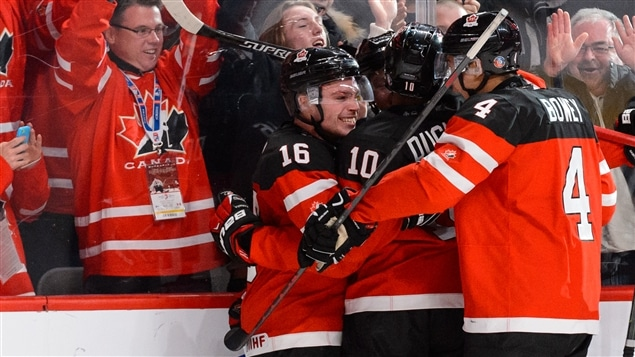 Équipe Canada youth demeure parfait