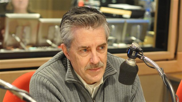 Matthew Pierce, président de la Mission Old Brewery