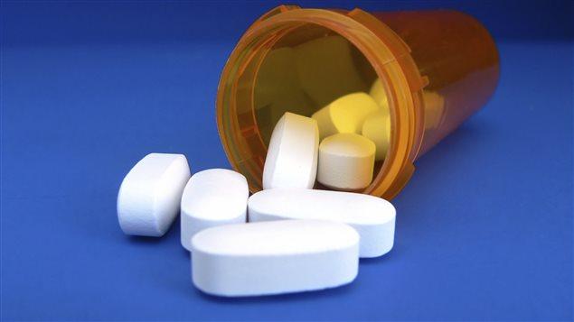 Pot de médicaments (générique)