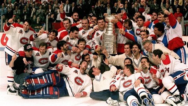 Le 9 juin 1993, le Canadien de Montréal remportait la 24e Coupe Stanley de son histoire.